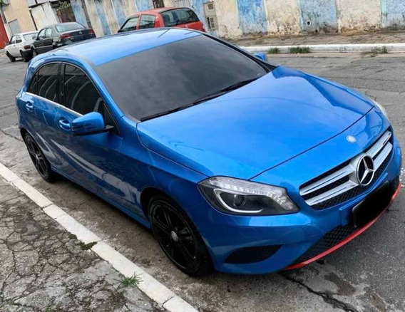 Mercedes-benz Classe A 2013 1.6 Urban Turbo 5p