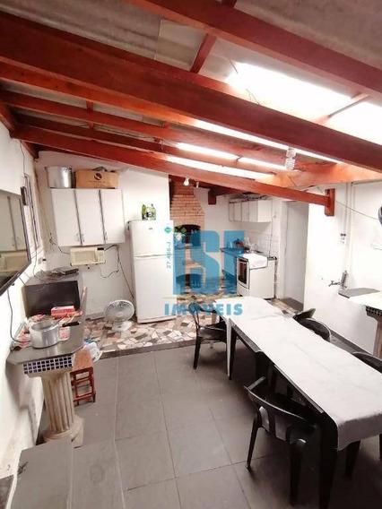 Casa À Venda, 359 M² Por R$ 1.800.000 E Para Locação - Centro - Osasco/sp - Ca1625. - Ca1625