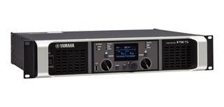 Potencia Yamaha Px5 De 2 Canales 400 Watts 8 Ohmios Xlr