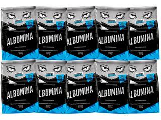 Combo Atacado Revenda 10x Albumina - Proteina Pura - Sabores