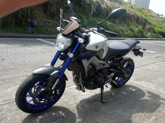Yamaha Mt 09 847 Mod 2015 (52d)