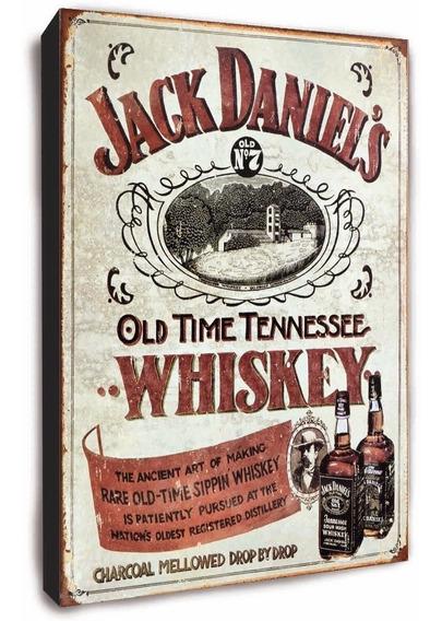 Jack Daniels - Cuadros Para Decorar Y Regalar