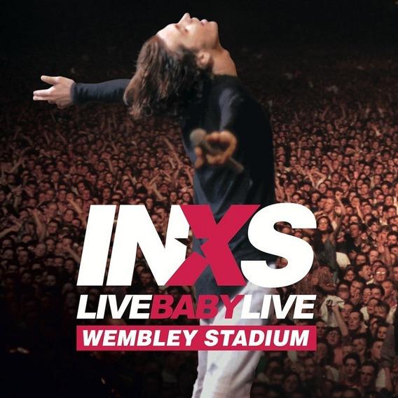 Inxs Live Baby Live Cd Doble 2 Cd Nuevo Importado Original