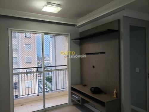 Apartamento Para Venda Em Cajamar, Portais (polvilho), 2 Dormitórios, 1 Suíte, 2 Banheiros, 1 Vaga - 20943_1-1756658