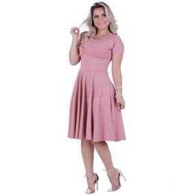991bed096dde Vestido Moda Evangelica - Vestidos Femeninos com o Melhores Preços ...
