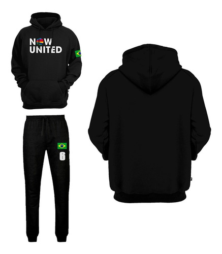 Conjunto Now United Any Gabrielly 06 Kit Moletom E Calça
