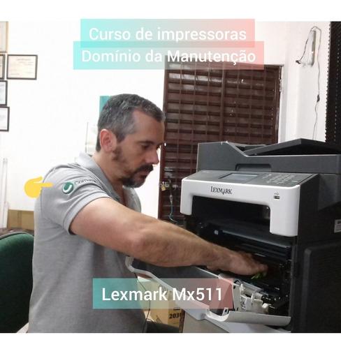 Curso Manutenção Impressoras