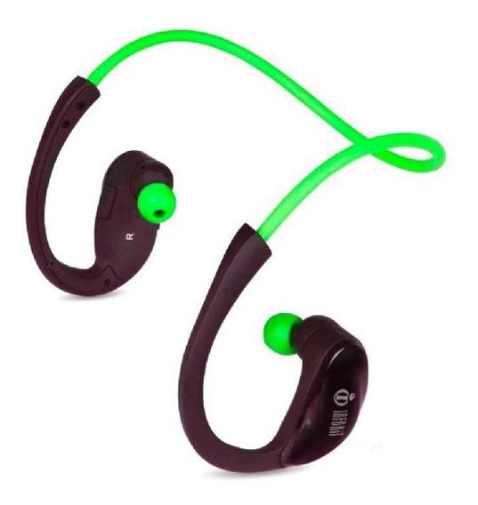 Headset Esportivo Bluetooth Hbt-200 Fone De Ouvido