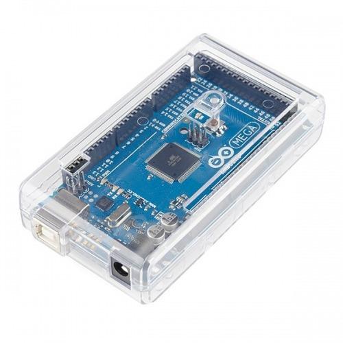 Case Acrilico Arduino Mega