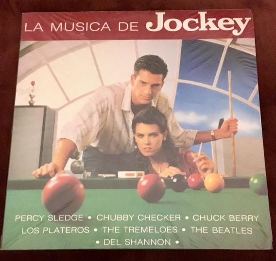 Disco Vinilo La Musica De Jockey 1989 Ex