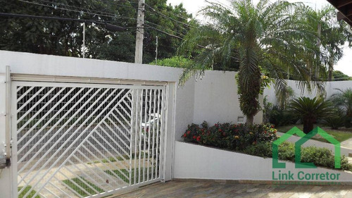 Imagem 1 de 30 de Casa À Venda, 364 M² Por R$ 1.350.000,00 - Alto Taquaral - Campinas/sp - Ca0558