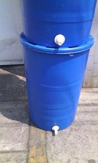 Tanque Agua Cilindrico 210 Litros Apartamentos,oficinas,casa