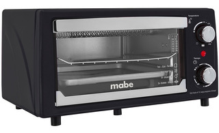 Horno Tostador 10lts Mabe Acero Inoxidable Htm10nn