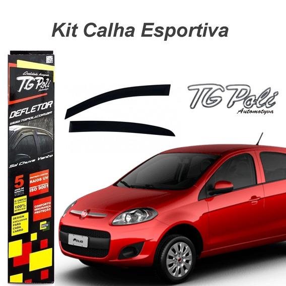 Kit De Calha De Chuva Fiat Palio 2012 A 2017 5g Tgpoliesport