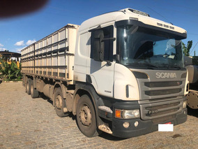 Scânia P310 Bitruck 8x2 Automático 2014/2014 Graneleiro