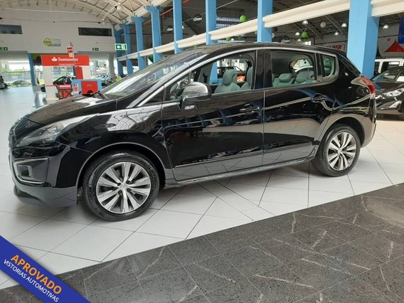 Peugeot 3008 1.6 Griffe Thp 4p Automático