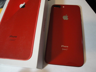 iPhone 8 Plus 256gb Red (product) Garantia !