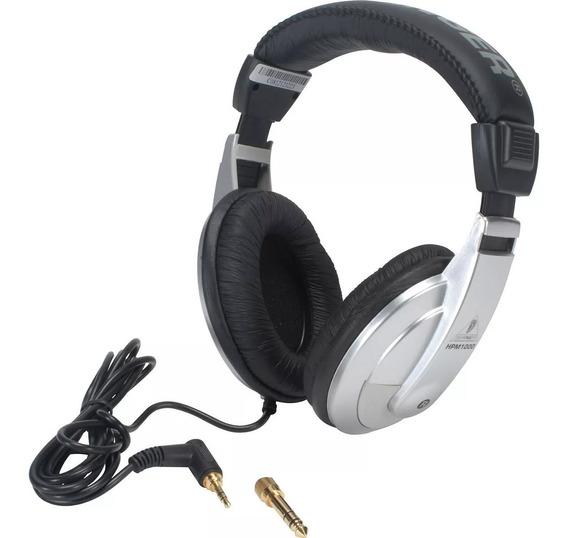 Fone De Ouvido Hpm1000 Behringer Headphone Dj Home Studio