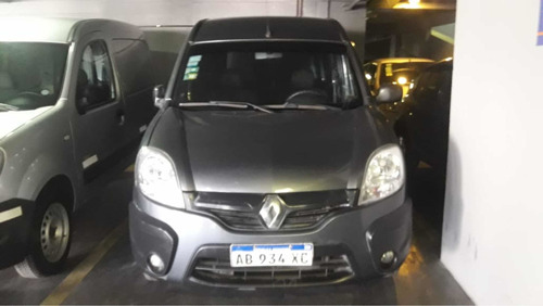 Renault Kangoo 2 1.6 Authentique 2 Plc Plus 2017 (ab934xc)