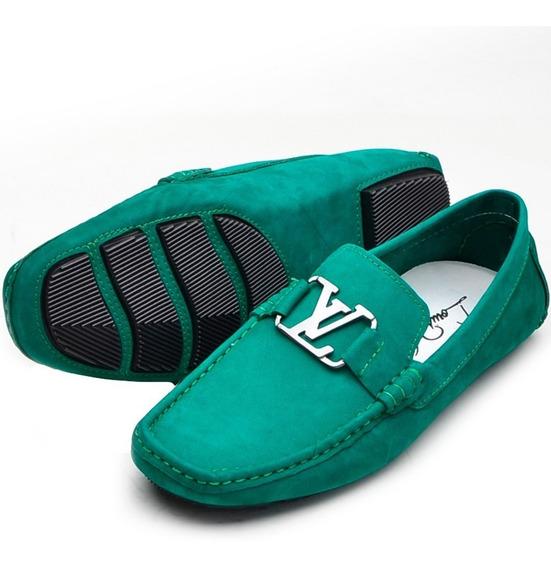 Sapato Masculino Mocassim Lv
