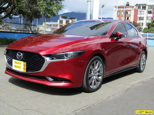 Mazda 3 Grand Touring Lx 2.5