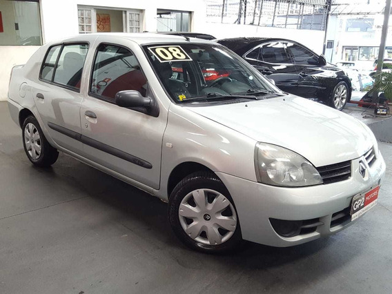 Renault Clio Sedan 1.6 Authentique 16v 2008