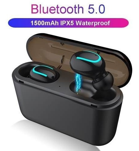 Fone De Ouvido Sem Fio Bluetooth 5.0 Original Ipx5