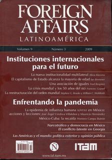 Foreign Affairs Latinoamerica Volumen 9 Numero 3 2009