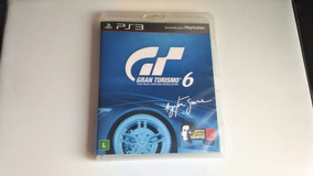 Jogo Gran Turismo 6 Portugues Playstation 3 Midia Fisica Ps3