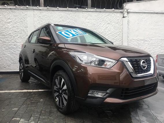 Nissan Kicks 1.6 16vstart Sv Limited Xtroni 2020