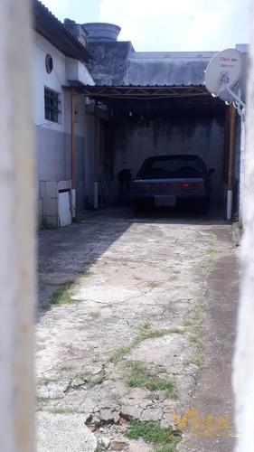 Terreno/casas A Venda Em Pestana  -  Osasco - 43475