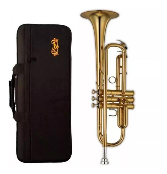 Trompeta Knight Jbtr-300 Con Estuche Y Boquilla Yulmar
