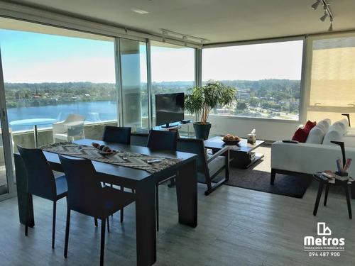 Alquiler Apartamento Amueblado - Increíble Vista Al Lago