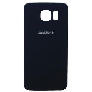 Tapa Trasera Carcasa Samsung S6 Negro Tienda Bagc