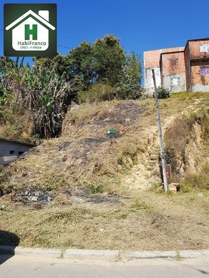 Terreno Escriturado Em Franco Da Rocha Com 250m Quadrados, Ótima Oportunidade! - Te00037 - 32756710