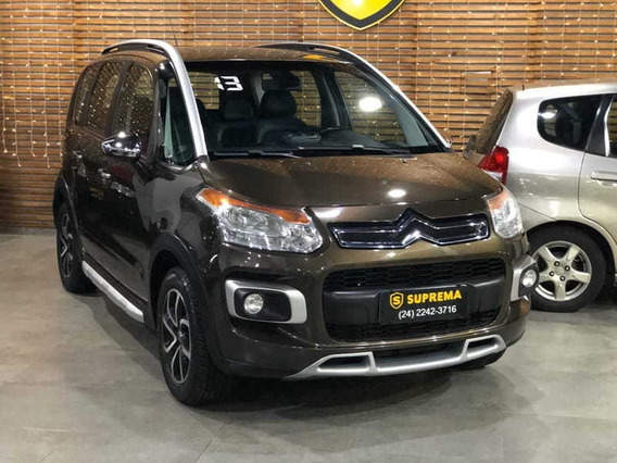 Citroen Aircross Atacama Exclusive 1.6 Flex Aut.