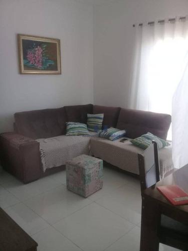 Apartamento Com 2 Dormitórios À Venda, 62 M² Por R$ 205.000,00 - Jardim Simus - Sorocaba/sp - Ap0877