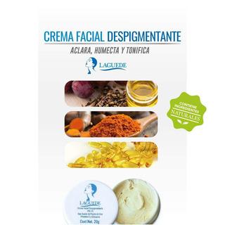 Crema Facial Despigmentante Laguede