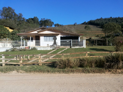 Chácara A Venda No Bairro Centro Em Bocaiúva Do Sul - Pr.  - 381-1