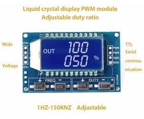 Gerador Pwm Freqüência Ajustável 11hz-150 Khz 3.3v - 30v
