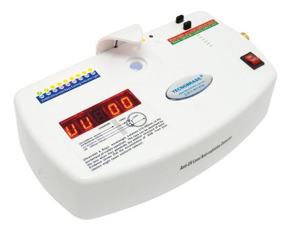 Teste Uv Vision 400 Nm P/ Ótica Lentes E Dinheiro Falso