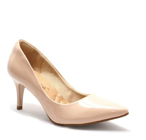 Sapato Feminino Scarpin Bebecê