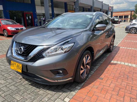 Nissan Murano 4x4 Full Automática
