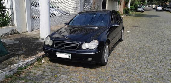 C320 Mercedes Impecável