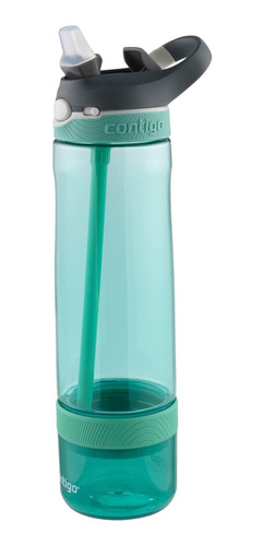 Botella Contigo Ashland Autospout Con Infusor 769ml Oferta