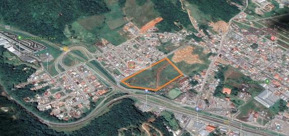 Terreno A Venda No Bairro Nova Esperança Em Balneário - Tebc0001-1