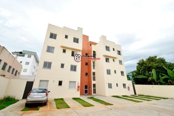 Apartamento Com Área Privativa 02 Quartos À Venda No Bairro Santa Mônica, Belo Horizonte -mg. - 4045