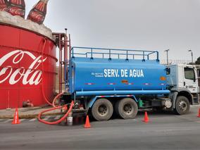 Servicio/alquiler Camion Cisterna Agua 5000 Gal.
