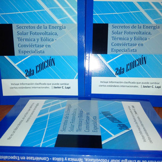 Libro 2da Edicion Secretos De La Energía Solar Eólica Termic