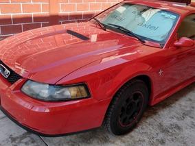Ford Mustang Lujo V6 Viníl